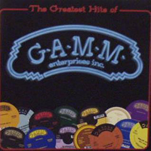 Greatest Hits Of G.A.M.M. CD-Cover